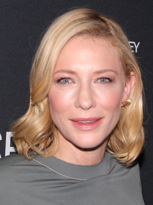 Auction items including memorabilia signed by Cate Blanchett are now open for pre-bidding.