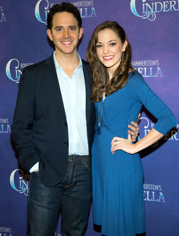 Santino Fontana and Laura Osnes will take part in the American Theatre Wing's 2017 gala.