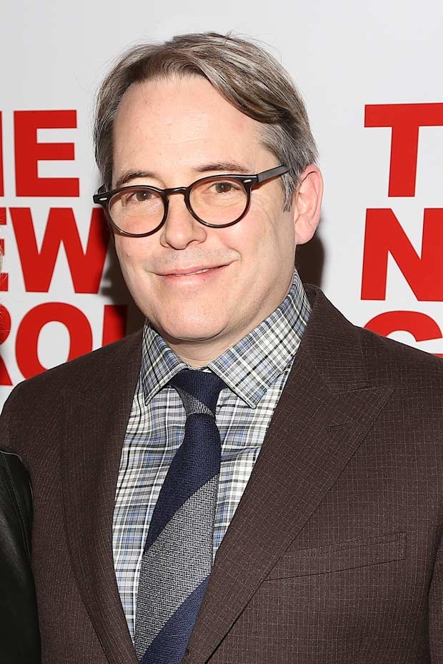 Matthew Broderick is among the 2017 inductees to the Theater Hall of Fame.