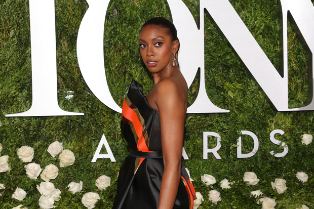 Condola Rashad will return to Broadway in Saint Joan.