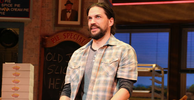 Will Swenson returns to Waitress in the role of Earl starting tonight.
