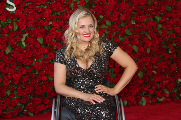 Ali Stroker joins the cast of And the World Goes 'Round, a special concert performance celebrating Abingdon Theatre Company's 25th anniversary.