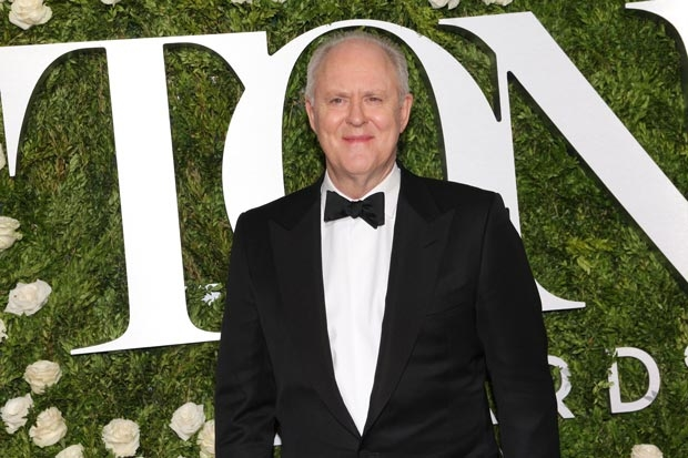 John Lithgow will return to Broadway in his solo show Stories By Heart.