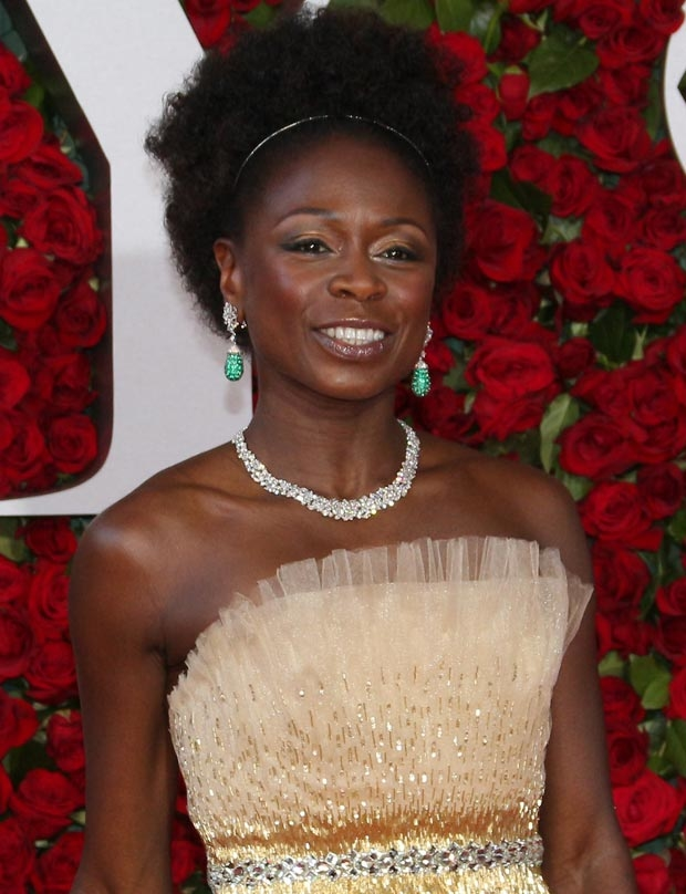 Zainab Jah joins the cast of Jocelyn Bioh's School Girls; Or, the African Mean Girls Play at the Lucille Lortel Theatre.