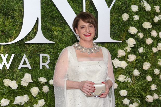 Patti LuPone will release a new album with Broadway Records.
