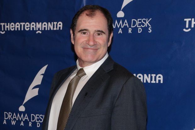 Tony nominee Richard Kind is among this year's Carney Award honorees.
