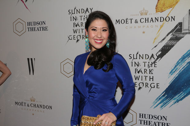 Ruthie Ann Miles will appear in a reading of the new musical Emma.