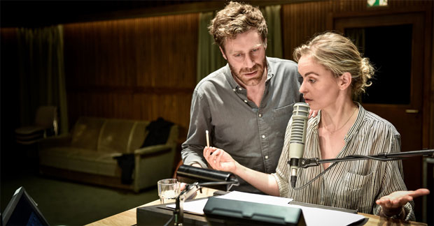 Among St. Ann's Warehouse's 2017-18 theatrical offerings is the U.S. premiere of Schaubühne Berlin's production of Returning to Reims, directed by Thomas Ostermeier and starring Nina Hoss.