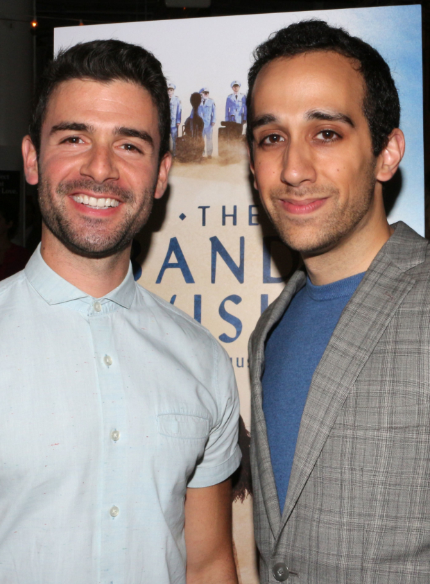 Adam Kantor stars as Telephone Guy and George Abud as Camal.
