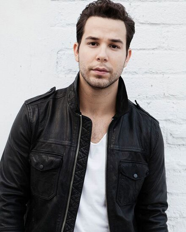 Skylar Astin will star in WP Theater's off-Broadway premiere production of Theresa Rebeck's What We're Up Against.
