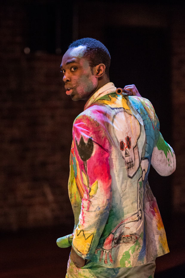 Paapa Essiedu will play Hamlet at the Kennedy Center.