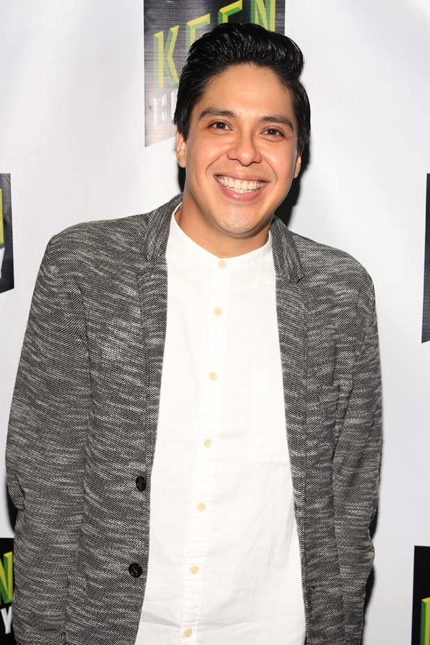 George Salazar will take part in the 29th annual Festival of New Musicals.