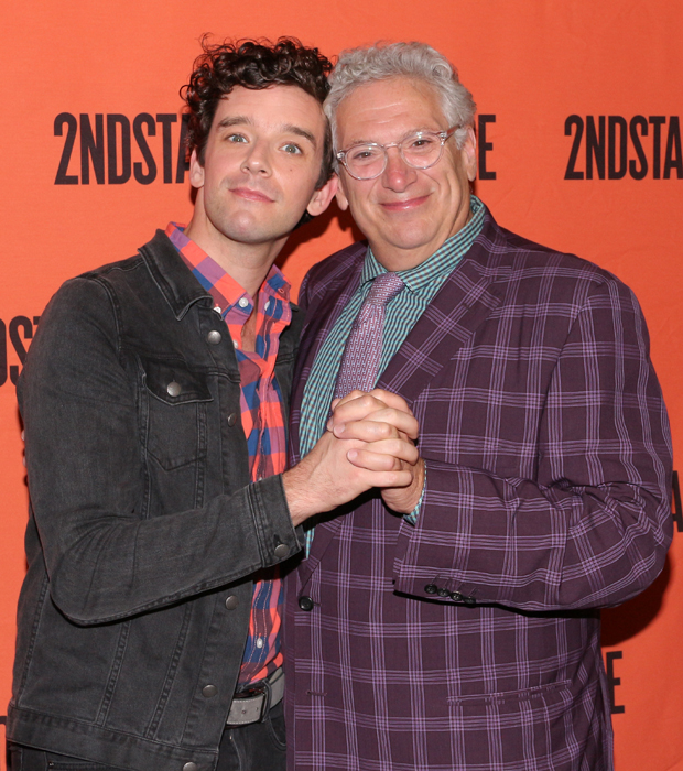 Michael Urie takes on the leading role in Harvey Fierstein's Tony-winning drama Torch Song.