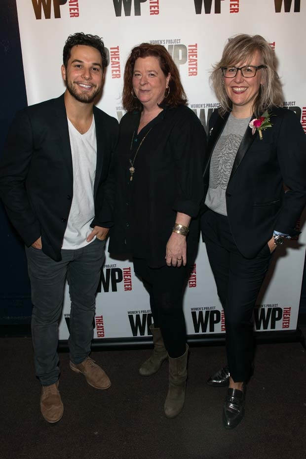 Skylar Astin will star in Theresa Rebeck's What We're Up Against for Women's Project Theater's producing artistic director Lisa McNulty.