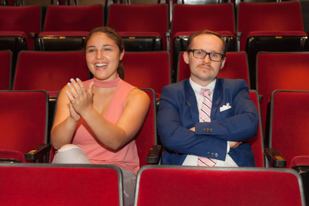 Critics Hayley Levitt and Zachary Stewart debate the reason why entrance applause endures as a tradition in the theater.