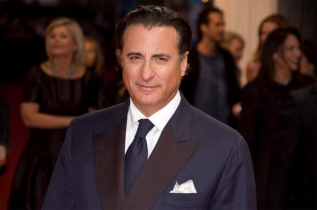 Andy Garcia has joined the cast of Mamma Mia: Here We Go Again!