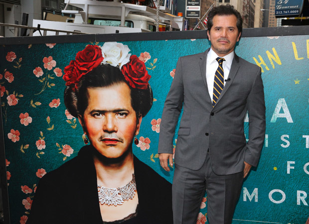 John Leguizamo returns to Broadway this fall in Latin History for Morons.