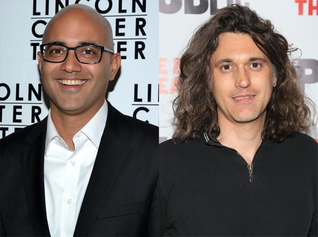 Ayad Akhtar and Lucas Hnath are the 2017 recipients of the Steinberg Playwright Award.