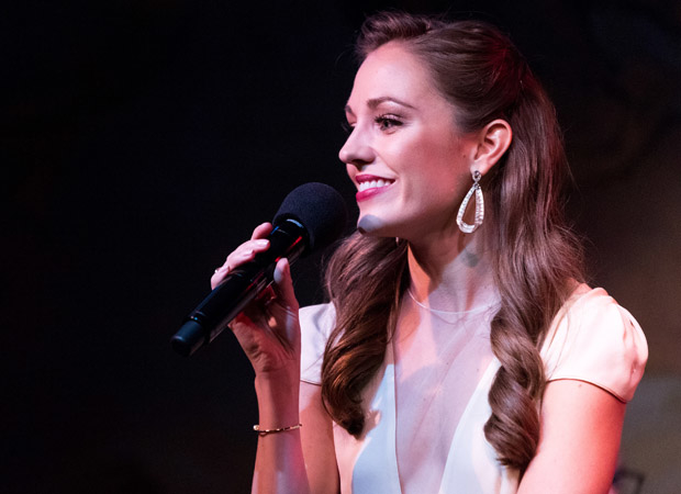 Laura Osnes takes the stage at the Café Carlyle for an evening of Rodgers and Hammerstein.