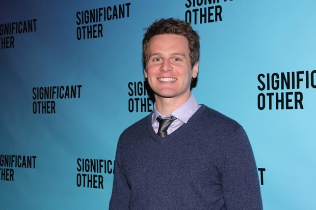 Jonathan Groff will be participating in the Public Theater's 50th anniversary benefit celebration of Hair on October 25.