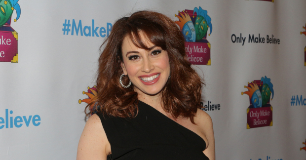 Lesli Margherita will star in the world premiere of Who's Holiday!