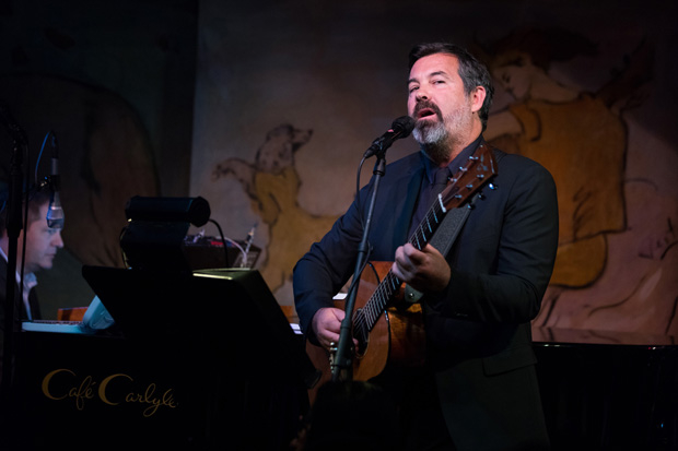 Duncan Sheik makes his debut at the Café Carlyle.