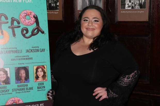 Nikki Blonsky will skip the two first return performances of Stuffed.
