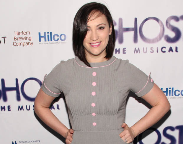 Eden Espinosa is among the Broadway veterans who will perform at NAMT's The 46th Minute concert.