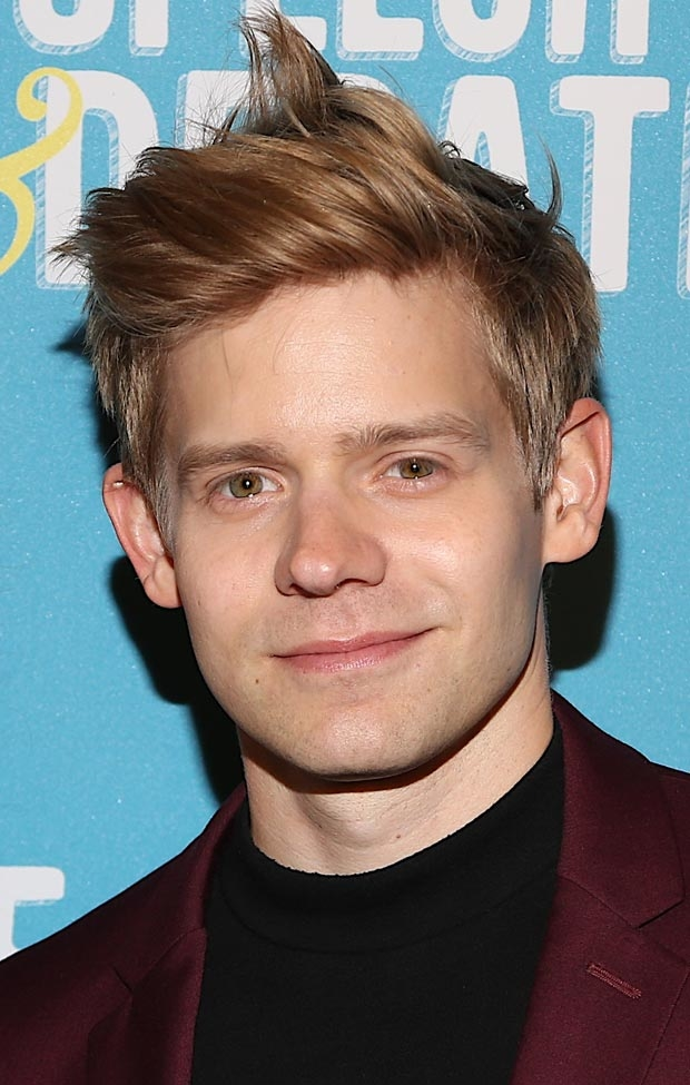 Andrew Keenan-Bolger will take on the role of Kris Kringle in Kris Kringle the Musical.