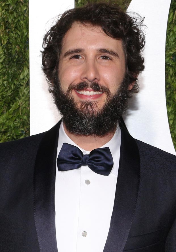 Josh Groban will be honored with the Sir Ian McKellan Award at this year's Make Believe on Broadway gala.