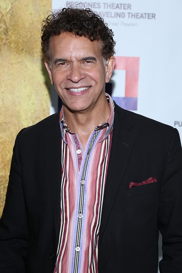 Brian Stokes Mitchell is the Chairman of the Board of the Actors Fund.