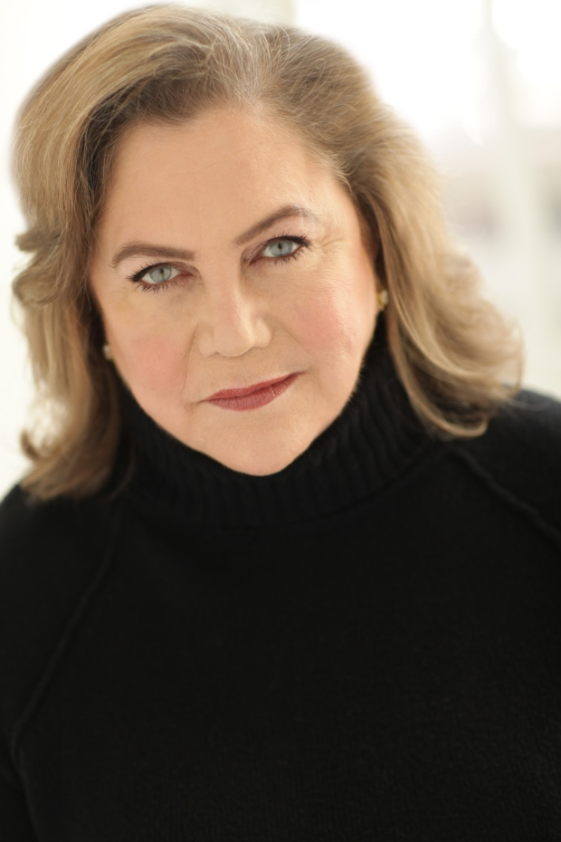 Kathleen Turner will star in An Act of God at George Street Playhouse.