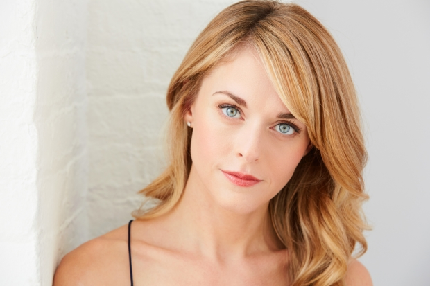 Ashley Spencer will star as Polly Baker in the Signature Theatre production of Crazy for You.