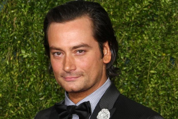 Constantine Maroulis will star in the new musical Bulldozer: The Ballad of Robert Moses.