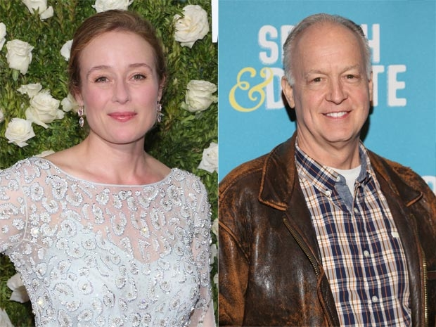 Jennifer Ehle and Reed Birney will star in a concert-style reading of Noël Coward's long-lost 1941 play Salute to the Brave.