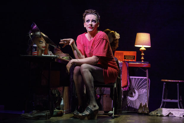 Michael Urie stars as Arnold in Harvey Fierstein's Torch Song.
