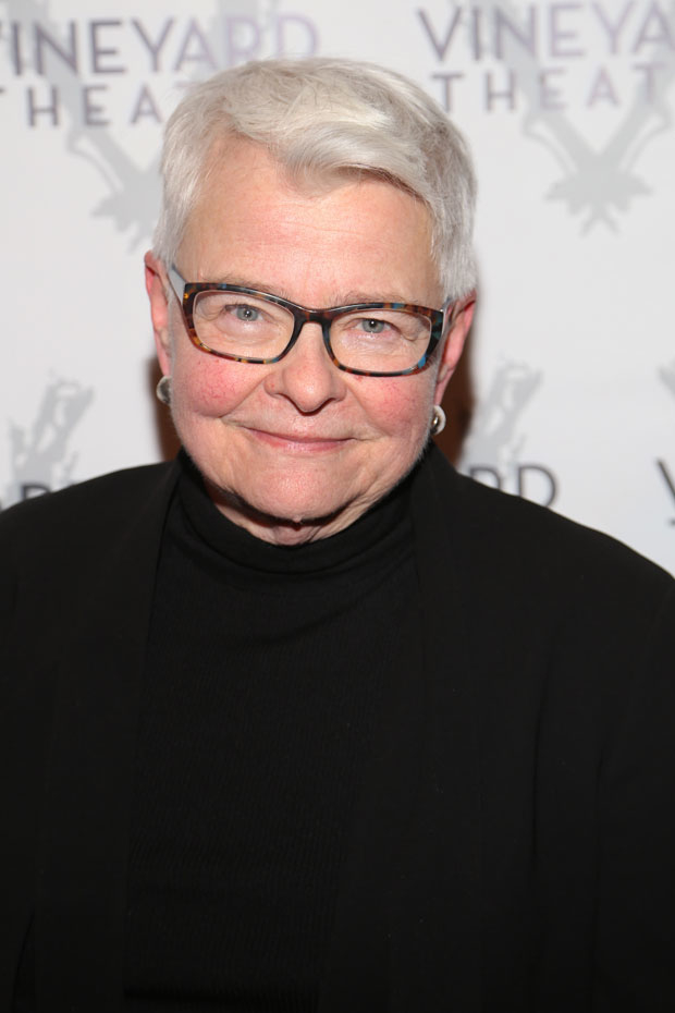 Paula Vogel will be presented with the Hull Warriner Award at an event on October 23.