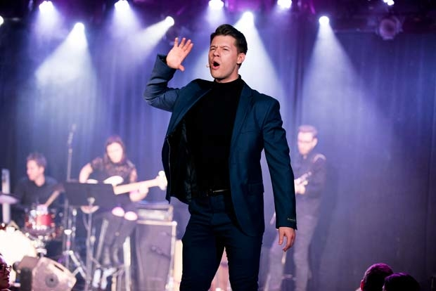 Constantine Rousouli will star in Cruel Intentions: the Musical at (Le) Poisson Rouge.