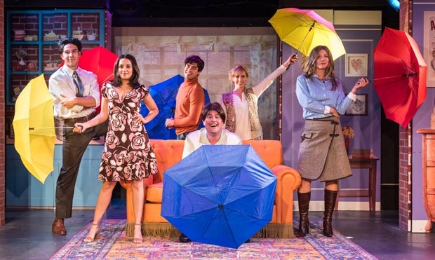 Friends the Musical Parody, directed by Paul Stancato, spoofs the hit 90s sitcom.