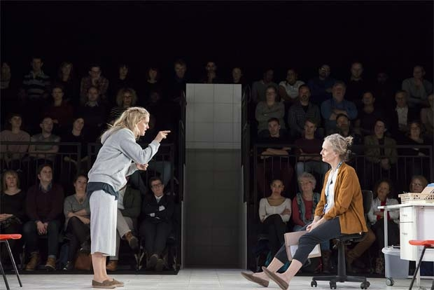 Denise Gough and Barbara Marten star in People, Places & Things.