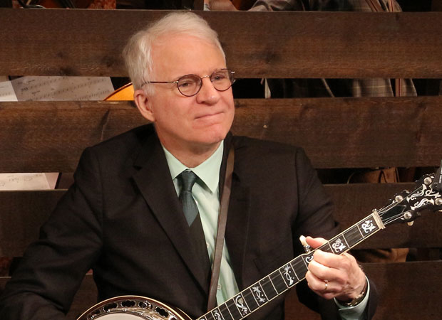 Steve Martin will be honored by the Drama League.