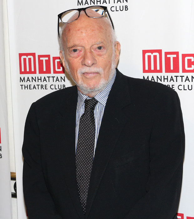 Legendary Broadway director/producer Harold Prince is honored by Manhattan Theatre Club.