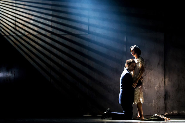 Clive Owen and Jin Ha star in M. Butterfly on Broadway.