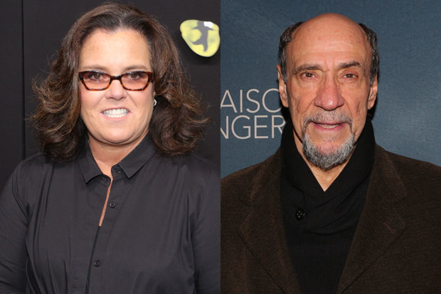Rosie O'Donnell and F. Murray Abraham will star in Good for Otto.