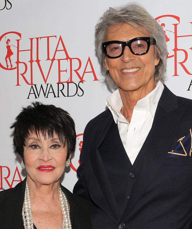 Tony-winning Broadway legends Chita Rivera and Tommy Tune will be honored at the Martina Arroyo Foundation's 13th Annual Gala.