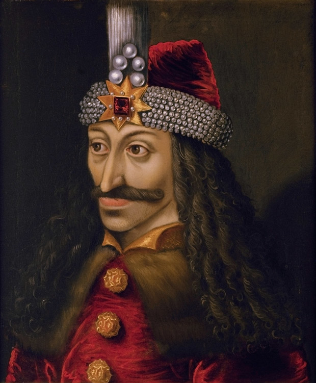 Vlad the Impaler is the 15th-century Wallachian prince whose cruelty is widely seen as the inspiration for Bram Stoker's Dracula. He may or may not be the father of Gabriela and Mihaela Modorcea.