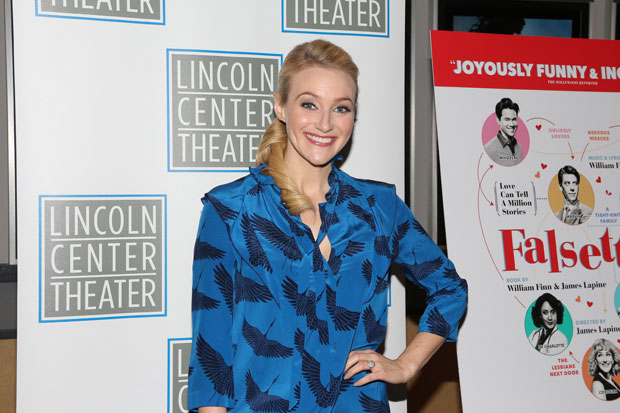 Betsy Wolfe will take part in the 2017 Oscar Hammerstein Award Gala for the York Theatre Company.