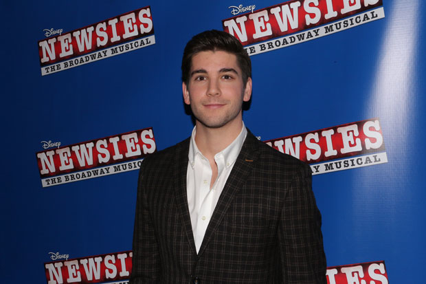 Adam Kaplan will soon join the cast of A Bronx Tale.