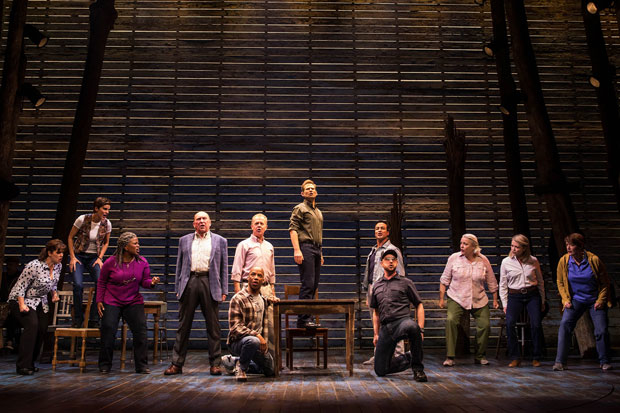 The cast of Come From Away will perform live during this year's The Thanksgiving Day Parade on CBS broadcast.