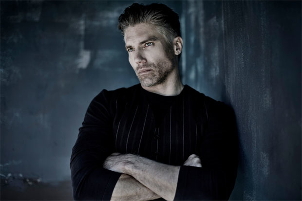 Anson Mount is set to star in Mankind at Playwrights Horizons.